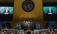 175 pays signent l'accord de Paris sur le changement climatique