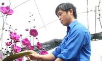 Phan Thanh Sang, jeune entrepreneur courageux
