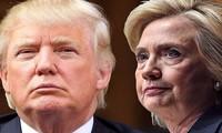 Présidentielles américaines : Hillary Clinton en tête des sondages