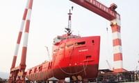 Mise à flot du pétrolier le plus moderne du Vietnam