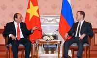 Booster l'amitié et le partenariat stratégique intégral Vietnam-Russie