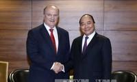 Russie-Vietnam: Intensifier la coopération entre les 2 partis communistes et les 2 peuples