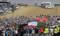 Égypte : Sissi promet de fournir tous les efforts possibles pour une solution au conflit en Palestin