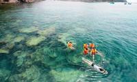 Le Vietnam accueille 4 millions de touristes étrangers