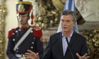 Le président argentin déclare un compte aux Bahamas