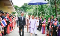 Le Vietnam aux yeux de la princesse Maha Chaktri Sirindhon