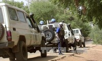 Cinq casques bleus tués dans le centre du Mali