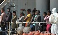 Crise migratoire: pas d'issue pour le moment