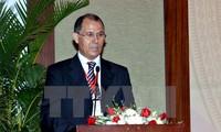 L'ambassadeur du Maroc à l'honneur