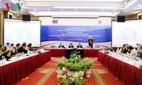 Colloque « Coopération internationale et partage d'expériences Asie-Europe »