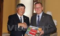 Renforcer la coopération entre le Vietnam et les états allemands