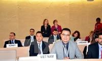 Le Vietnam honore ses engagements envers le conseil des droits de l'homme