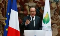 COP21: la France ratifie l'accord de Paris