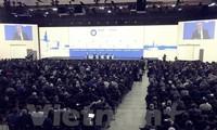 Ouverture du Forum économique international de Saint-Pétersbourg