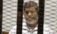 Egypte: nouvelle peine de prison à vie pour l'ex-président Morsi