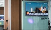 "Les tirs balistiques nord-coréens ""inacceptables"""