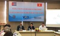 Vietnamiens et Cubains intensifient leur coopération commerciale