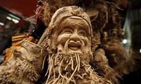 L'artisan qui redonne une seconde vie aux racines de bambou