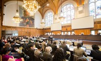 La Haye se prononcera le 12 juillet sur la mer Orientale