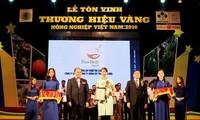 79 labels d'or de l'agriculture vietnamienne à l'honneur