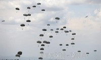 Exercice aérien multinational dans le ciel bulgare