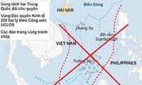 Mer Orientale: la CPA rejette les revendications chinoises