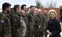 L'Allemagne s'engage à devenir un partenaire militaire plus actif