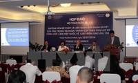 La sentence de la CPA fait l'objet d'un colloque à Ho Chi Minh-ville