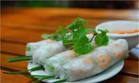Des rouleaux de printemps bien frais… et vietnamiens