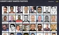 Europol arrête 14 hommes les plus recherchés en six mois grâce à un site internet