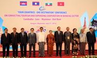 """Vu Duc Dam au forum """"Quatre pays-une destination"""" au Myanmar"""