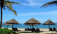 La plage Cua Dai - destination la moins chère du monde