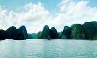 Beauté splendide de la baie de Lan Ha