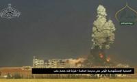 Premiers bombardements danois sur l'EI en Syrie