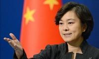 La Chine est ouverte aux contacts avec les Philippines
