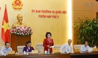 Deuxième session du Comité permanent de l'AN, 14ème législature