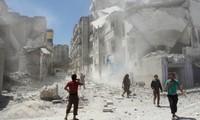 Des bombardiers russes détruisent des armes et abattent des djihadistes en Syrie