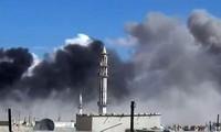 Syrie: nouvelles frappes russes sur l'EI