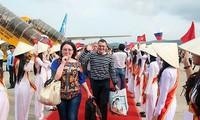 6 millions de touristes étrangers ont visité le Vietnam depuis le début de l'année