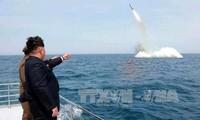 Séoul et Washington ensemble face aux provocations balistiques de Pyongyang