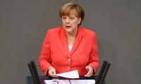 Merkel juge inacceptable que certains pays de l'UE refusent les réfugiés musulmans