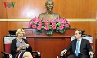 L'UNICEF est un partenaire de développement important du Vietnam