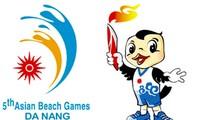 Le Vietnam est prêt à accueillir les Jeux asiatiques de plage 2016