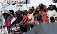 Migrants : nouvel afflux massif en Méditerranée