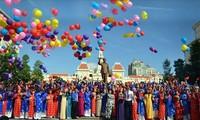 Ho Chi Minh-ville organise un mariage collectif pour 100 couples