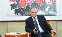 Poutine satisfait de voir que le G20 a pris en compte les intérêts de la Russie