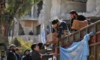 Syrie: 73 ONG suspendent leur coopération avec l'Onu