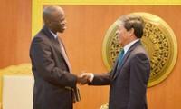 La Banque mondiale au Vietnam a son nouveau directeur