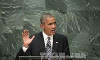 Barack Obama annonce l'engagement de 50 pays sur l'accueil de 360.000 réfugiés