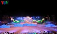 Ouverture des 5èmes Jeux de plage asiatiques